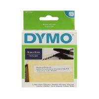 Etykiety uniwersalne 19x51 białe Dymo 11355 (500)