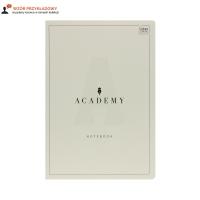 Zeszyt A4/60 kratka Academy Interdruk 90g