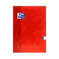 Brulion A4/96 kratka Esse Oxford czerwony 400136904