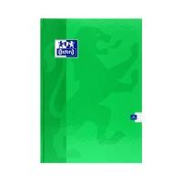 Brulion A4/96 kratka Esse Oxford zielony 400136857