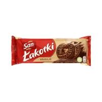 Ciastka Łakotki kakaowe 168g