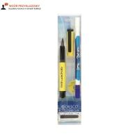 Pióro wieczne + naboje 6szt. + wymazywacz GO Pen Soft 202028