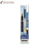 Pióro wieczne + naboje 6szt. + wymazywacz GO Pen Color 202038