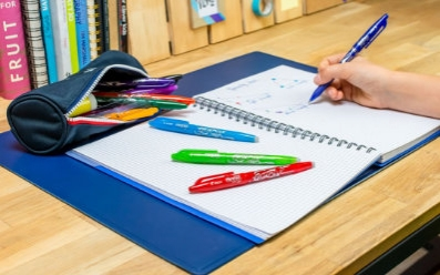 Długopis ścieralny, wymazywalny - jak działa?
