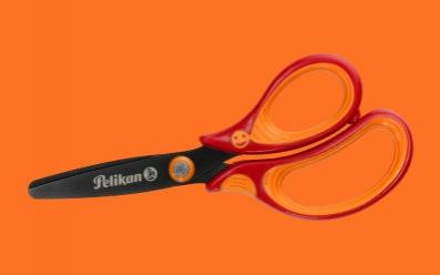 Nożyczki szkolne - stworzone specjalnie dla dzieci