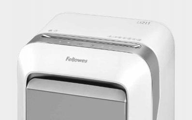 Fellowes LX - niszczarki nowej generacji