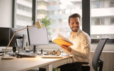 Ergonomia pracy przy komputerze - jak o nią zadbać?