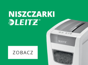 Niszczarki Leitz