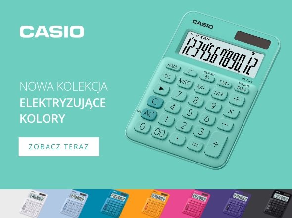 Kalkulatory CASIO