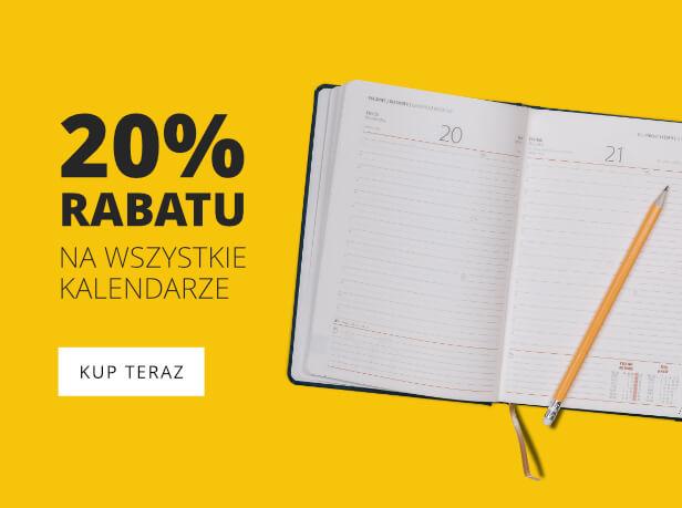 KALENDARZE -20%
