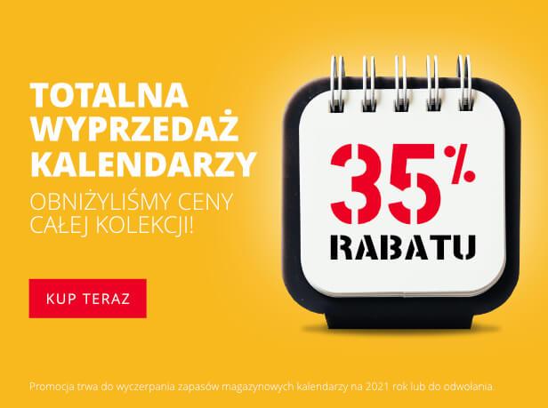 Kalendarze -35%