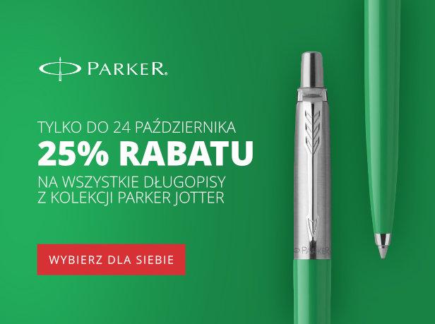 Długopisy Parker Jotter -25%