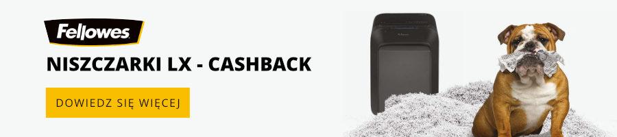 Fellowes LX - cashback