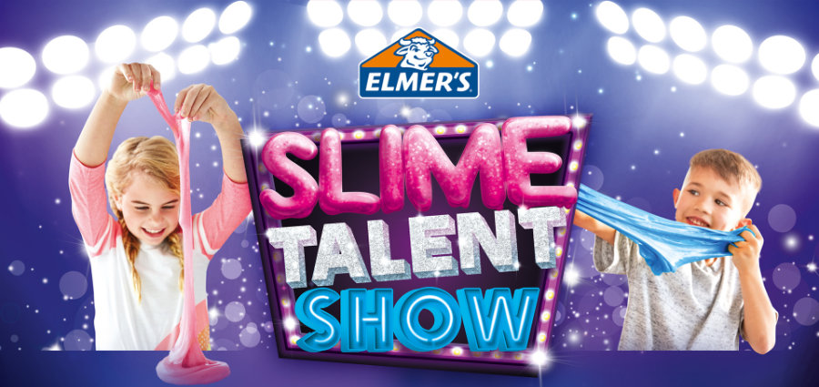 Elmer's Slime Talent Show